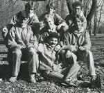 1981-1982 Men's Cross Country Team