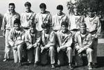1982-1983 Men's Cross Country Team