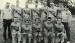 1983-1984 Men's Cross Country Team