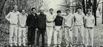 1984-1985 Men's Cross Country Team