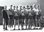1985-1986 Men's Cross Country Team