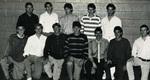1987-1988 Men's Cross Country Team
