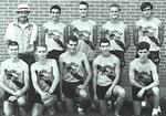 1989-1990 Men's Cross Country Team