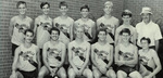 1990-1991 Men's Cross Country Team