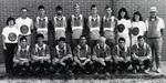 1991-1992 Men's Cross Country Team