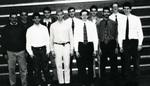 1992-1993 Men's Cross Country Team