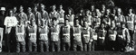 1993-1994 Men's Cross Country Team by Cedarville College