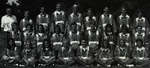 1995 Men's Cross Country Team by Cedarville College