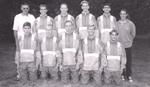 1996-1997 Men's Cross Country Team