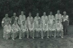 1997 Men's Cross Country Team by Cedarville College