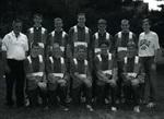 1998-1999 Men's Cross Country Team