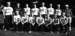 2000-2001 Men's Cross Country Team