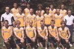2006-2007 Men's Cross Country Team