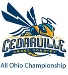 Men's Cross Country All-Ohio Championships by Cedarville University