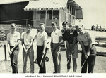 1964-1965 Golf Team by Cedarville College
