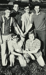 1965-1966 Men's Golf Team by Cedarville College