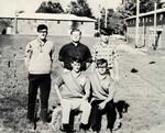 1966-1967 Golf Team by Cedarville College
