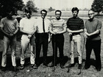1969-1970 Men's Golf Team
