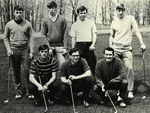 1970-1971 Men's Golf Team