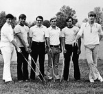 1972-1973 Men's Golf Team