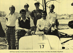 1974-1975 Men's Golf Team