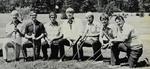 1975-1976 Golf Team by Cedarville College