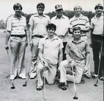 1976-1977 Men's Golf Team
