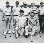 1976-1977 Men's Golf Team