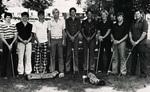 1977-1978 Men's Golf Team