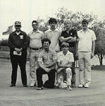 1978-1979 Men's Golf Team