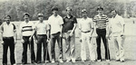 1979-1980 Men's Golf Team