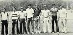 1979-1980 Golf Team by Cedarville College