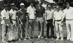 1980-1981 Golf Team by Cedarville College