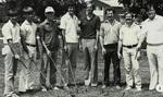 1980-1981 Men's Golf Team