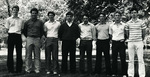 1982-1983 Golf Team by Cedarville College