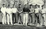 1983-1984 Men's Golf Team