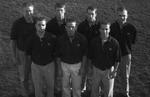 1999-2000 Golf Team by Cedarville College