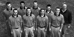 2000-2001 Men's Golf Team