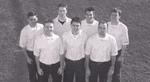 2001-2002 Golf Team by Cedarville University
