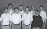 2002-2003 Men's Golf Team