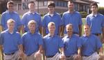 2006-2007 Golf Team by Cedarville University