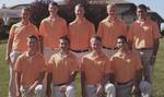 2009-2010 Golf Team by Cedarville University