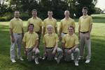 2011-2012 Men's Golf Team
