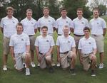 2012-2013 Golf Team by Cedarville University