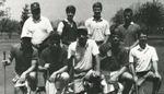 1987-1988 Men's Golf Team