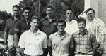 1988-1989 Golf Team by Cedarville College