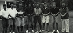 1990-1991 Golf Team by Cedarville College