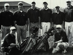 1995-1996 Men's Golf Team