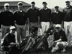 1995-1996 Golf Team by Cedarville College