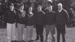 1996-1997 Men's Golf Team